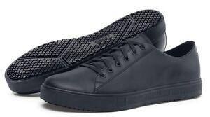 SFC Leder Arbeitsschuhe von Shoes for Crews, Old School IV 36111  Gr.35-47