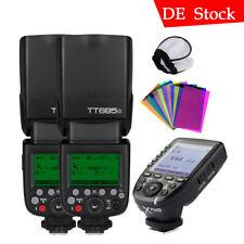 Godox TT685F TTL Camera Flash Speedlite Xpro-F Trigger for Fujifilm Series - Negra