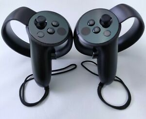 Oculus Rift CV1 Touch Motion Controllers Left and Right Pair