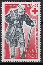 FRANCE TIMBRE NEUF  N° 1959 **  CROIX ROUGE SANTON DE PROVENCE LE CHEMINEAU