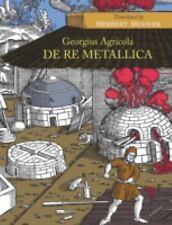 De Re Metallica by Georgius Agricola (2014, Paperback)
