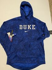 NWT Nike Men's Duke Blue Devils Basketball Spotlight Hoodie Size: 3XL 2019