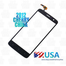 """US For ZTE Blade Spark Z971 Z971VL 5.5"""" New Touch Screen Digitizer (NO LCD) Part"""
