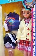 KAWAII TAKARA JAPANESE BARBIE JENNY ANGEL'S GARDEN DOLL A.G.I.S. DRESS 1999