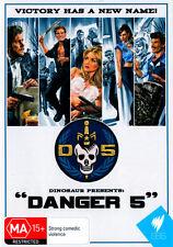 Danger 5  - DVD - NEW Region Free