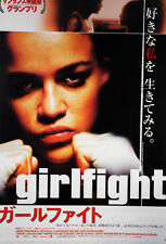 Girlfight 2000 Michelle Rodriguez Japanese Chirashi Mini Movie Poster B5