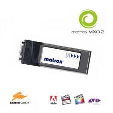Matrox ExpressCard/34 Host Card für alle MXO2 Modelle EXP34/ADP mit Treiber-DVD
