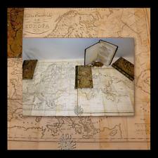ESPLORAZIONI - GIOVANI VIAGGIATORI NELL'EUROPA 4 volumi 1825 Milano con 2 mappe