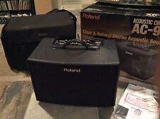 Roland AC90 Acoustic Chorus Guitar Amplifier New Open box Mint