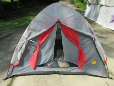 BASS PRO SHOPS GEO DOME TENT Two Person 5x7x4' Mosquito Net Waterproof Fly Floor