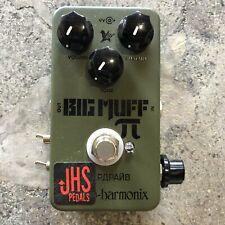 "JHS EHX Green Russian Pi ""moscow Mod"" Fuzz Pedal"