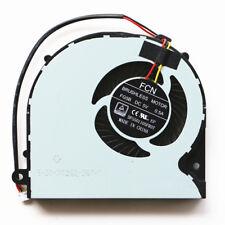 New Original Cpu Fan For Clevo P640RE P641RE Cpu Cooling Fan And Gpu Fan