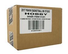 2016/17 PANINI STUDIO BASKETBALL HOBBY 8-BOX CASE-BEN SIMMONS RC?