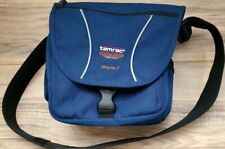 Tamrac Velocity 2 model 5742 BLUE Travel Camera Shoulder Bag Adjustable Strap
