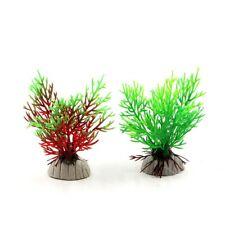 [EL] 10pcs Fish Tank Plant Grass Aquarium Decorative Water Weed Decoration
