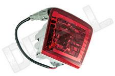 Falda Difusor Trasero Lámpara Luz antiniebla LED de labios cenefa Asamblea para Nissan GTR R35
