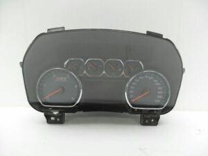 Speedometer Cluster MPH US Market Fits 16 SILVERADO 2500 PICKUP 543774