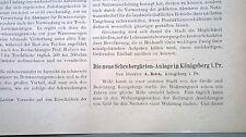 1918 19 Königsberg Schrebergarten Anlage Samland Weg
