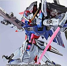 BANDAI LIMITED METAL BUILD DESTINY GUNDAM SEED DESTINY FULL PACKAGE USED