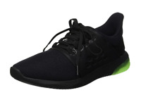 Mens Asics Gel Kenun Lyte MX 1021A007 001 Black Lace Up Running Shoes Trainers