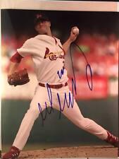Mark Mulder Authentic Autographed / Signed 8x10 Photo St Louis Cardinals!