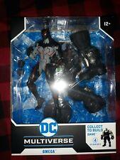 DC Multiverse Batman: Last Knight On Earth Omega With Bane BAF