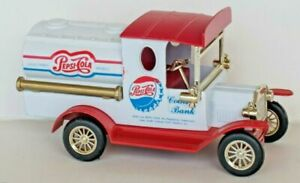 Golden Classic 32404 Diecast Pepsi-Cola Limited Edition Coin Bank