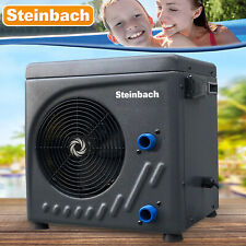 Steinbach Pool Wärmepumpe Poolheizung Luft Wasser Titan Wärmetauscher Pumpe