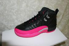 Air Jordan 12 Retro GS 'Deadly Pink' 510815-026, Size 6Y