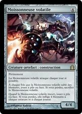 MTG Magic RTR FOIL - Volatile Rig/Moissonneuse volatile, French/VF