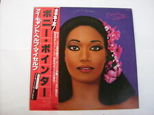 BONNIE POINTER - I CAN'T HELP MYSELF - LP JAPAN PRESS 1979 LIKE NEW CONDITION