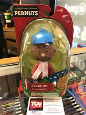 Forever Fun a Charlie Brown Christmas Peanuts FRANKLIN w/ cap & scarf figure MOC