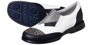 Sandbaggers Golf Shoes: Pip Black