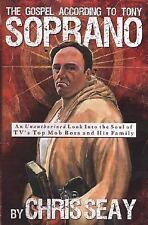 The Gospel According to Tony Soprano Softcover Book