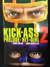 KICK ASS 2 PRELUDE: HIT-GIRL TPB MILLAR & ROMITA JR FILM CVRNEW