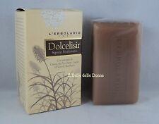 L'ERBOLARIO Sapone profumo DOLCELISIR 200g in scatola perfumed soap
