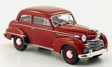 wonderful modelcar OPEL OLYMPIA 1951 - darkred - 1/43