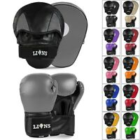 **Special Offer ** Reebok Punch Mitts Brand New Black One Size