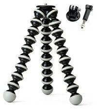 NEW Flexible Gorillapod Grip Portable Camera Octopus Tripod DSLR + GOPRO MOUNT