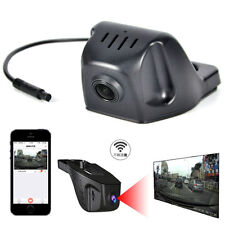 170 degree 1080P Hidden Wifi Car DVR Camera Video Recorder Dash Cam Night Vision