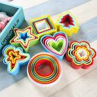 Diy Silicone Mold Fondant Cake Chocolate Decorating Baking Tools Mould Cookies