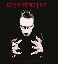 Gothic Electronic Anthems - Gothminister (2014, CD NIEUW)