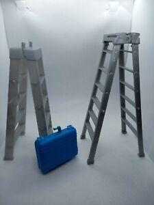 Wrestling Figure Accessories. Ladders