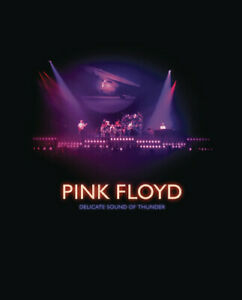 Pink Floyd - Delicate Sound of Thunder [New Blu-ray] O-Card Packaging