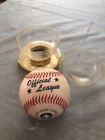 TOMMY LASORDA AUTOGRAPHED NL Ball signed auto tom Dodgers 2 MLB Baseball