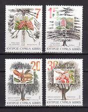 CYPRUS 1994 TREES OF CYPRUS MNH