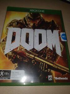 Doom Xbox One Game New & Sealed Australian Retail Version