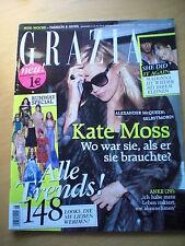Grazia Angelina Jolie Victoria Beckham Miranda Kerr Taylor Swift Leo DiCaprio