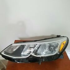 2016 - 2018 Chevrolet Cruze Headlight Halogen Driver Left side LH OEM 84346645