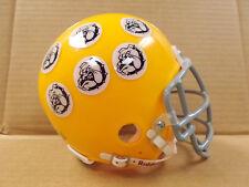 1983 All The Right Moves (Ampipe Bulldogs) Movie Mini Helmet New